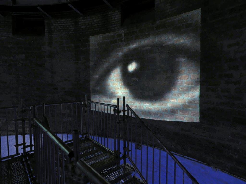 img_Arno Gisinger, *Gespenstergeschichten*, Installationsansicht © Arno Gisinger