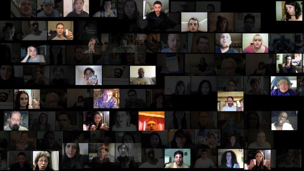 img_Natalie Bookchin, *My Meds, aus Testament*, 2009-17 (Video-Still), Videoprojektion, Ton © Natalie Bookchin