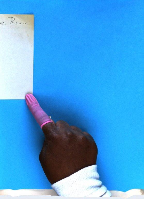 img_Andrew Norman Wilson, *The Inland Printer – 164*, 2012 aus ScanOps, seit 2012, Injekt-Print auf selbstklebendem Gewebe © Andrew Norman Wilson